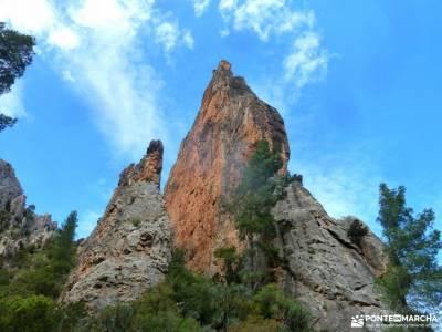 Valle Cabriel-Manchuela conquense;patones madrid rutas picos de europa sendero y luna botas de trekk
